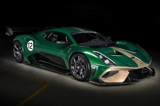 Una supercar per celebrare il mito della F1, ecco la Brabham BT62