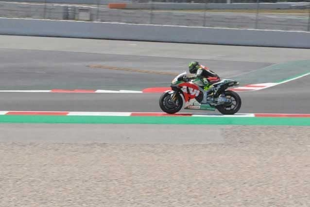 Cal Crutchlow / Circuit of Catalunya