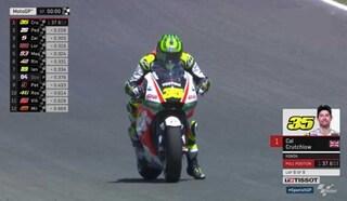 MotoGp, a Jerez la pole è di Crutchlow. 8° Dovizioso, 10° Rossi
