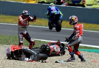 A Jerez domina Marquez. Disastro per Dovi, Lorenzo e Pedrosa: Zarco e Iannone ringraziano