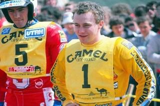 Lutto nel mondo del motocross, è morto Eric Geboerts