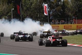 Penalizzato Grosjean, tre posizioni in meno sulla griglia di partenza a Monaco