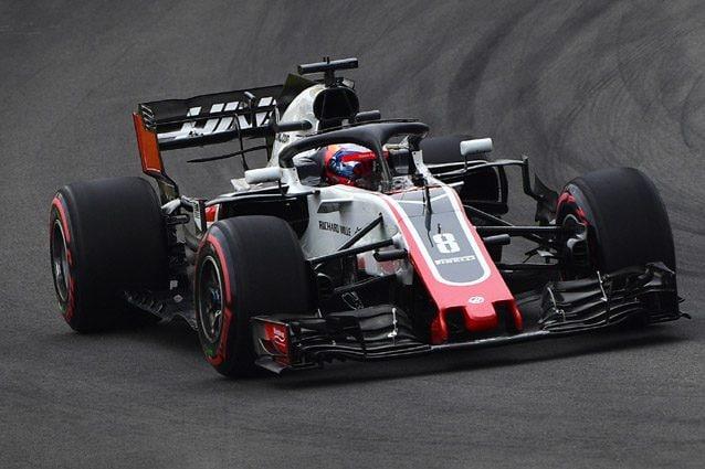 Romain Grosjean – LaPresse