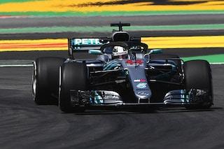 F1 GP Spagna, Prove libere 2: Hamilton al comando, problemi per la Ferrari di Raikkonen