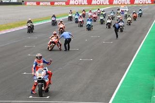 MotoGP, dal Mugello cambia la procedura di partenza: mai più un caso come l'Argentina