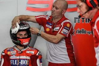 """MotoGP, Lorenzo sulla Honda già dai test post-Gp di Valencia. Crutchlow: """"Per lui sarà uno shock"""""""