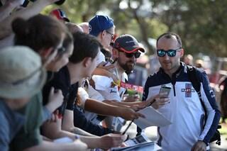Kubica torna in pista, guiderà la Williams nelle prime prove libere del GP di Spagna