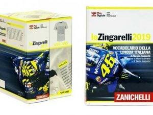Lo Zingarelli 2019 Valentino Rossi
