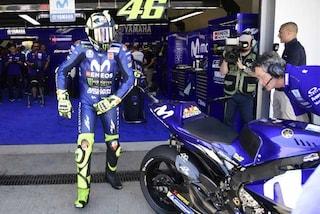MotoGP, la Yamaha spinge per un cambio di orari delle gare