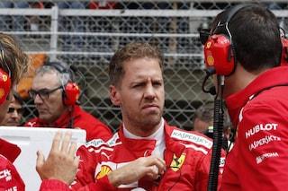 """Vettel: """"Oggi non avevamo il passo, le nostre gomme duravano meno delle altre"""""""