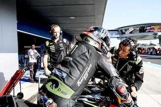MotoGP test Jerez: Zarco il più veloce, Marquez con la nuova carena. Rossi nei dieci