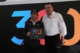 Alonso tocca quota 300 GP, lo spagnolo nella storia della Formula 1