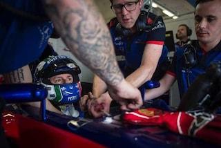 "Tony Cairoli sulla F1: ""Adrenalina pura, grazie Red Bull"""