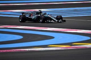 F1 GP Francia, Prove Libere 1: Hamilton ok, Ferrari indietro. A fuoco l'Alfa Romeo Sauber