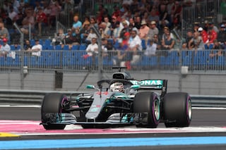 F1 diretta GP Francia 2018