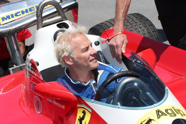 Jacques Villeneuve – LaPresse