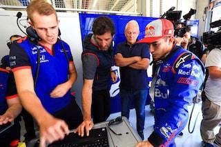 """""""Marquez ha un futuro in F1"""": Marko convinto, Marc rimanda: """"Continuo in MotoGP, forse tra qualche anno"""""""