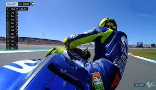 MotoGP Assen, Marquez in pole. Rossi in prima fila