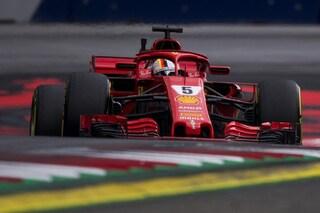 Disastro Mercedes in Austria, vince Verstappen ma è la Ferrari a fare festa