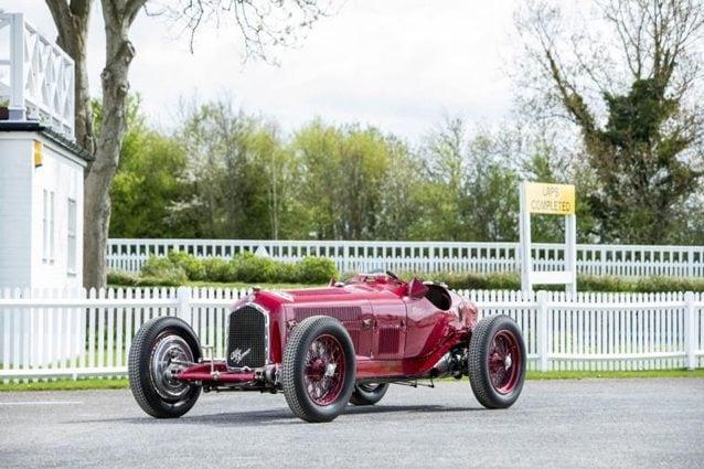 Alfa Romeo Tipo B – Foto Bonhams