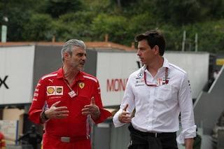 Ferrari e il titolo costruttori, Rosse costrette a vincere per rimandare la festa Mercedes