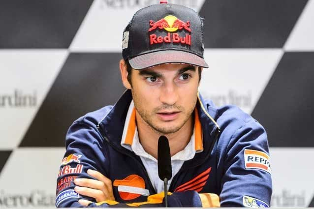 Dani Pedrosa / Getty Images