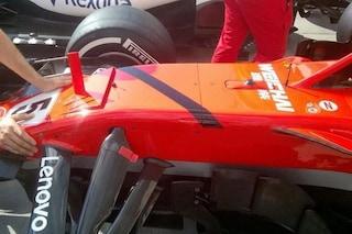 Ferrari in lutto, sulle auto di Vettel e Raikkonen una banda nera per ricordare Marchionne