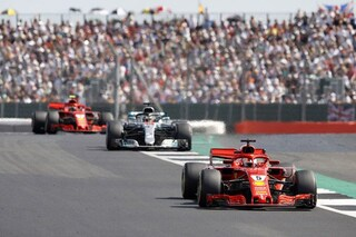 Duello Ferrari-Mercedes, entrambe puntano sulle gomme Ultrasoft per sbancare Hockenheim