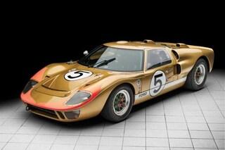 All'asta la Ford GT40 del 1966 che sconfisse la Ferrari a Le Mans