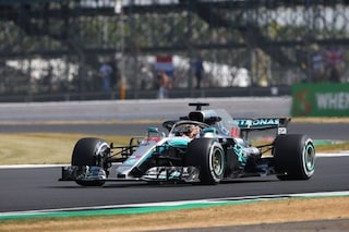 F1 GP Gran Bretagna, Prove libere 3: Hamilton al top, spaventoso incidente per Hartley