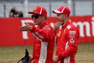 Raikkonen in Belgio per agganciare Senna, Vettel mette Fangio nel mirino
