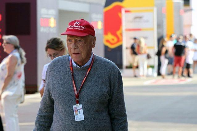 Niki Lauda – LaPresse