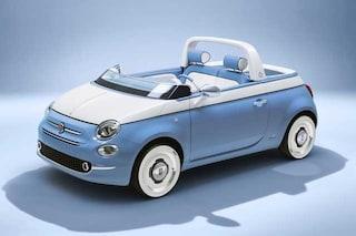 Fiat 500 Spiaggina, doppio regalo per i 60 anni della piccola scoperta