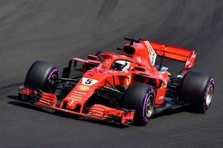 F1, GP Ungheria: Hamilton bacia la pioggia, delusione Ferrari, male Verstappen