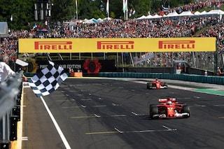 Hamilton re all'Hungaroring, Vettel cerca la vittoria per eguagliare il record di Senna