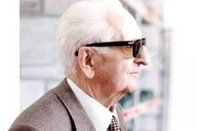Enzo Ferrari (18 febbraio 1898 – 14 agosto 1988) / Ferrari