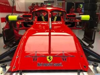 """Ferrari, omaggio alle vittime del crollo di ponte Morandi a Genova: """"Nei nostri cuori"""""""