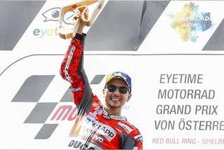 """MotoGP, Lorenzo torna a Valencia: """"In Ducati due anni intensi, voglio chiudere alla grande"""""""