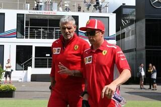 """Raikkonen sicuro: """"Arrivabene è l'uomo giusto per riportare la Ferrari al successo"""""""