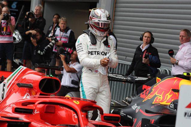 Lewis Hamilton – LaPresse