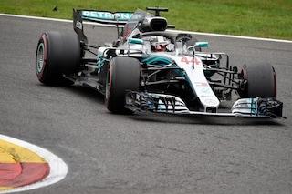 F1 GP Giappone, Prove libere 2: dominio Mercedes, Vettel risale e chiude 3°