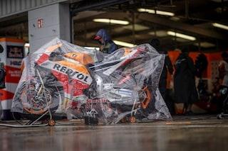 MotoGP, Silverstone preoccupa Michelin: otto diverse gomme per il GP
