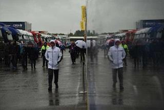 A Silverstone si passa al circuito corto dopo la cancellazione della gara MotoGP