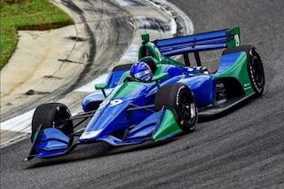 Alonso, test con la IndyCar: lo spagnolo al volante della Honda del team Andretti