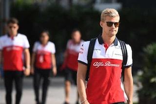 F1, Giovinazzi con Raikkonen, Ericsson terzo pilota: completa la line-up Alfa Romeo Sauber