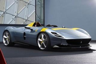 Ferrari presenta Monza SP1 e SP2, le supercar in versione limitata più potenti di sempre