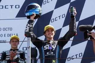 Francesco Bagnaia leader in Moto2, ecco chi è l'italiano cresciuto alla corte di Rossi