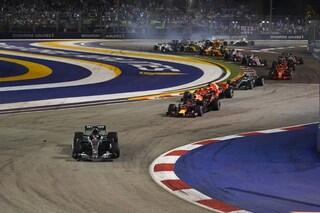 Gp di Singapore, pagelle: Vettel sbaglia, Verstappen ne approfitta. Hamilton? Corre da solo