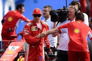"""Wolff: """"Non vedere più Raikkonen in Ferrari è un duro colpo per tutta la F1"""""""