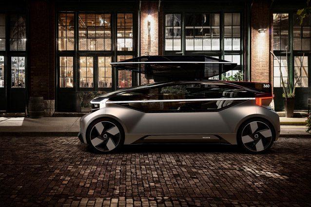 La nuova Volvo 360C